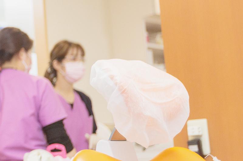 歯科医師・スタッフによるチーム医療